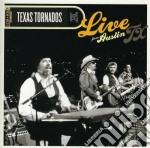Live from austin tx cd musicale di Tornados Texas