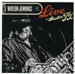 Live from austin tx cd musicale di Waylon Jennings