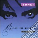 REST IN PEACE cd musicale di BAUHAUS