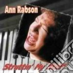 Ann Rabson - Struttin' My Stuff cd musicale di Rabson Ann