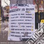 HISTORY IS BUNK PART 1 cd musicale di ARTISTI VARI