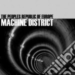 Machine destrict cd musicale di People republic of e