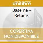 Returns - cd musicale di Baseline (john abercrombie)