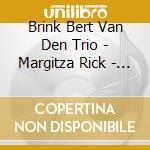 Conversation (r.margitza) - margitza rick cd musicale di The bert van den brink trio