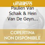 Paulien Van Schaik & Hein Van De Geyn - Musing cd musicale di P.van schaik & h. va