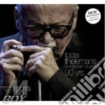 90 yrs (cd+dvd) cd musicale di Toots Thielemans