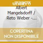 Albert Mangelsdorff / Reto Weber - Percussion Orchestra Live cd musicale di Mangelsdorff/ Albert