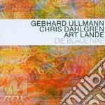 G.Ullmann / C.Dahlgren / A.Lande - Die Blaue Nixe cd musicale di G.ullmann/c.dahlgren