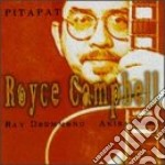 Pitapat - campbell royce drummond ray cd musicale di Royce campbell trio