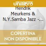 In a sentimental mood - meubenks hendrik cd musicale di Hendrik meubenks & n.y.samba j