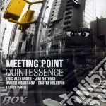 QUINTESSENCE                              cd musicale di Point Meeting