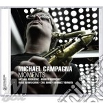 Michael Campagna - Moments cd musicale di Campagna Michael
