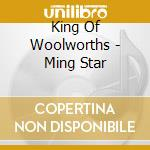 KING OF WOOLWORTHS cd musicale di King of woolworths