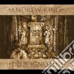 Deus ignotus cd musicale di Andrew King