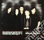 The unusual suspects cd musicale di MANUSKRIPT