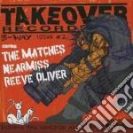 Takeover - 3 Way Split cd musicale di Takeover