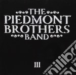 Iii cd musicale di The piedmont brother