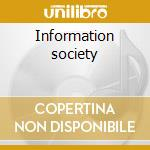 Information society cd musicale di Society Information
