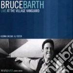 Live at village vanguard cd musicale di Barth Bruce