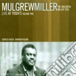 Live at yoshi's vol.2 cd musicale di Mulgrew miller trio