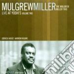 Mulgrew Miller Trio - Live At Yoshi's Vol.2 cd musicale di Mulgrew miller trio