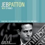 Jeb Patton - New Strides cd musicale di PATTON JEB