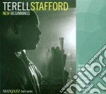 Terell Stafford - New Beginnings cd musicale di Terell Stafford