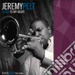 Jeremy Pelt - Close To My Heart cd musicale di Jeremy Pelt