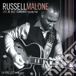 LIVE AT JAZZ STANDARD V.2 cd musicale di RUSSELL MALONE