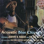 Acoustic blue chicago - kwnt willie cd musicale di Johnny b.moore & willie kent