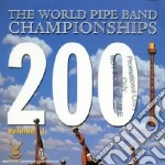 Volume 1 cd musicale di World pipe band cham
