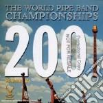 Volume 2 cd musicale di World pipe band cham