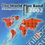Volume 1 cd musicale di The world pipe band