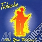 Are you willing? - cd musicale di Tabache