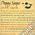 Love will... linger on... - cd musicale di Seeger Peggy
