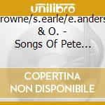 IF I HAD...(The songs of P.Seeger) cd musicale di ARTISTI VARI