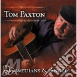 COMEDIANS & ANGELS cd musicale di PAXTON TOM