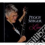 Live (new zeland) cd musicale di Seeger Peggy