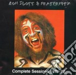 Complete sessions '71-'72 cd musicale di Bon scott & fraterni