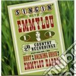 Singin' with emmylou v.1 cd musicale di V.a. duets backing v