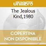 THE JEALOUS KIND,1980 cd musicale di McCLINTON DELBERT