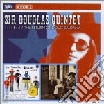 THE RETURN OF DOUG SALDANA cd musicale di SIR DOUGLAS QUINTET