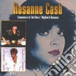 Somewhere in stars/rhythm cd musicale di Rosanne cash + b.t.