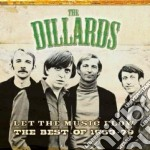 Let music flow ('63-'79) cd musicale di Dillars The