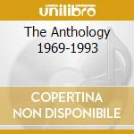 THE ANTHOLOGY 1969-1993 cd musicale di EDDIE HINTON