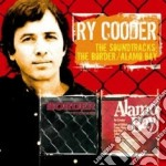 THE BORDER/ALAMO BAY cd musicale di RY COODER