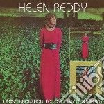 I don't know+helen reddy cd musicale di Helen Reddy