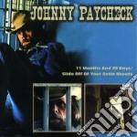 11 month and+slide off cd musicale di Paycheck Johnny