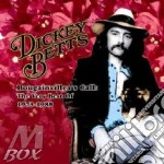 VERY BEST 1973-1988 cd musicale di DICKEY BETS