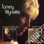 Ways to love/tammy touch cd musicale di Tammy wynette (+ 4 b